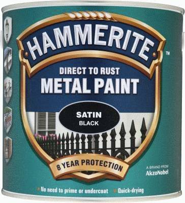 Direct to Rust Metal Paint Satin Finish