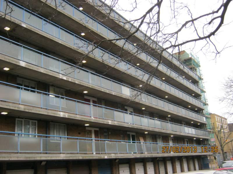 Carbon Neutral Project - Four Squares Estate, Southwark
