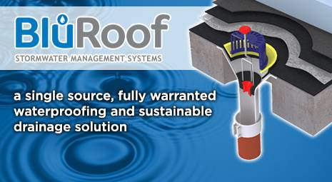 The benefits of Alumasc's BluRoof single point warranty
