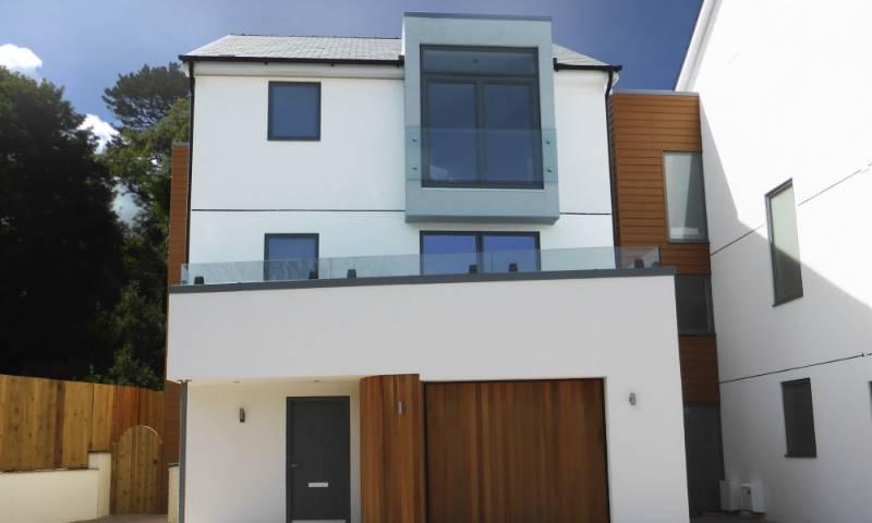 SPIG-LITE pro Dwarf Balcony Installation in Devon