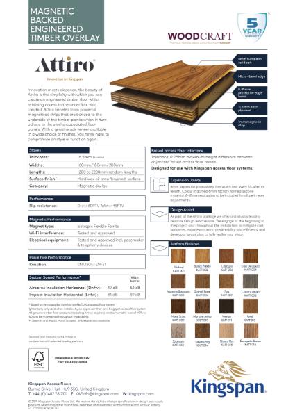 Attiro Flooring