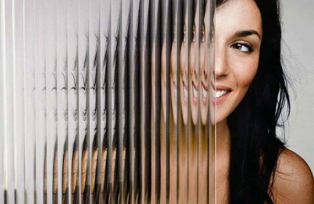 Solyx Reeded/Fluted Glass