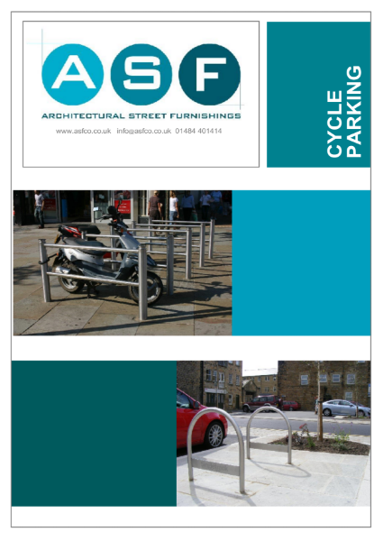 ASF Stainless Steel and Steel Cycle Stands