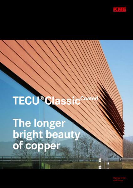 KME TECU Classic Copper Brochure