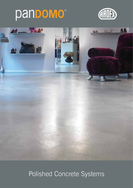 PanDOMO - Polished Concrete Systems