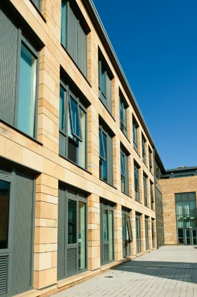 The Nicolson Institute in Stornoway, Na h-Eileanan an Iar