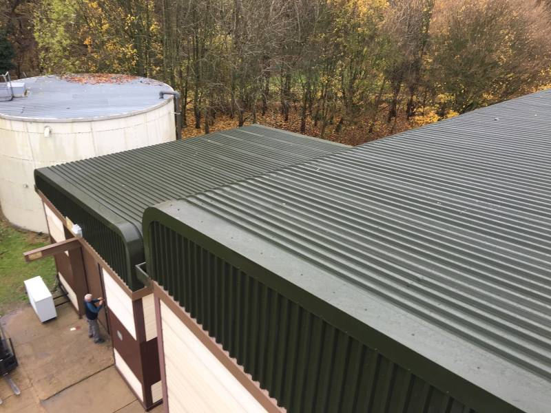 Metal Roof Coating in Suffolk