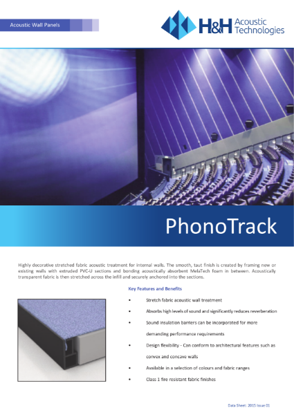 Acoustic PhonoTrack