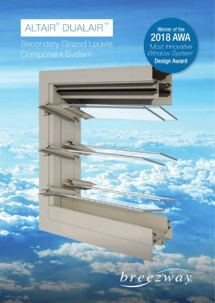 Product Brochure - Breezway Dualair