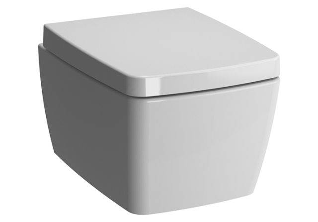 VitrA M-Line Wall-hung WC Pan, 48 cm, 5671