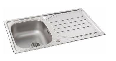 Mikro Stainless Steel Inset Sink