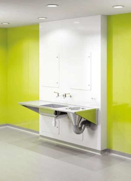 Trovex Hygipod - Hand Wash Basin