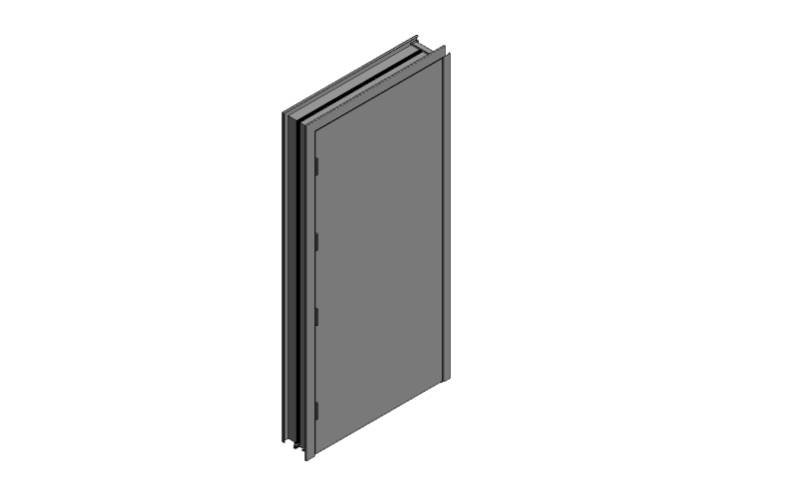 OUTA-DOR Outward Opening - Single Frame