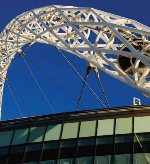 Wembley Stadium, London UK