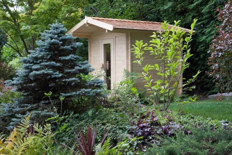 Bespoke Garden Sauna
