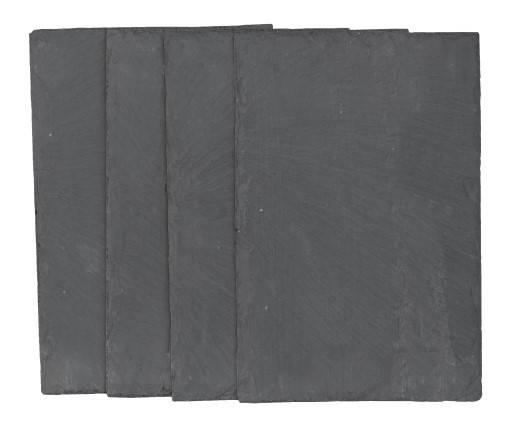 Quarry 3 -Blue black slate