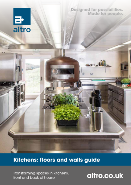 Commercial kitchens brochure