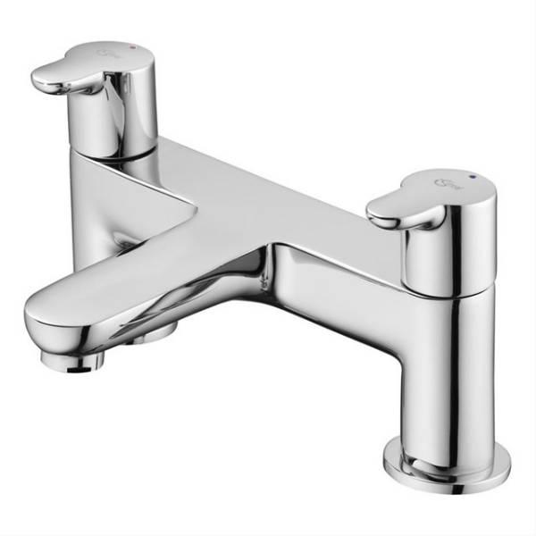 Concept Bath Filler 2 Hole Dual Control