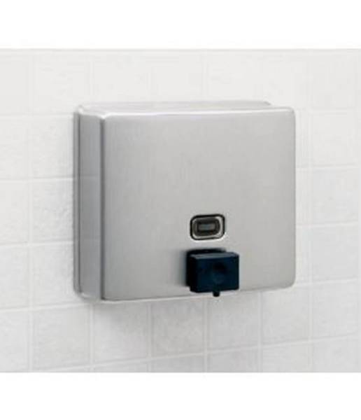 Heavy-Duty Surface-Mounted Soap Dispenser