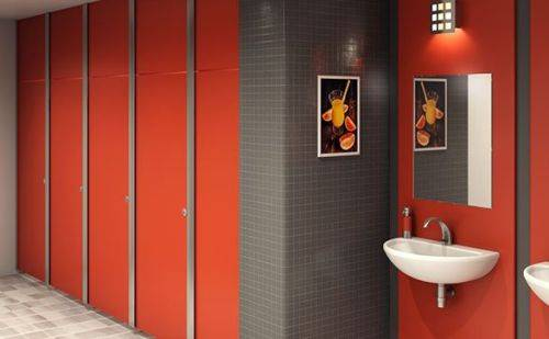 Trimline Privacy Cubicles