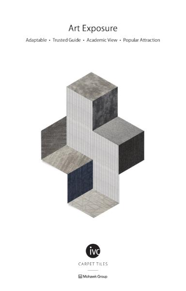 Art Exposure Carpet Tile Collection
