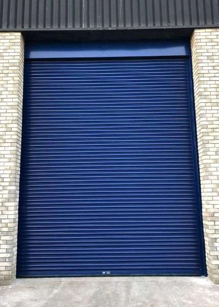 Roller Shutter Door - Armourguard C2