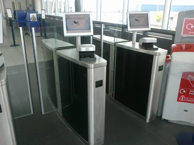 Gunnebo – Airport Installation Case Study