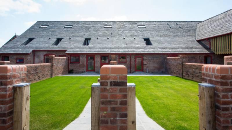 Brilliant barn conversion for Grade II Listed former dairy farm
