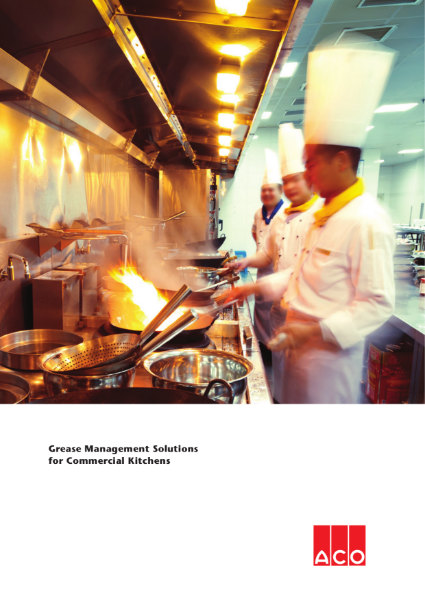 Grease Management for Commercial Kitchens