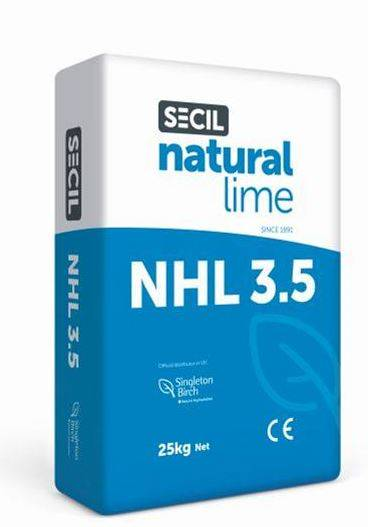 Secil Natural Lime NHL 3.5