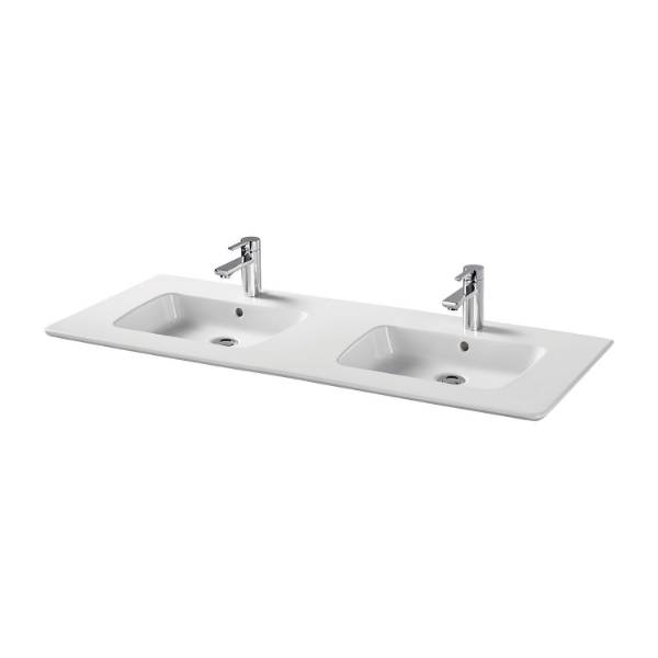 Simeto Due 124 cm Vanity Washbasin