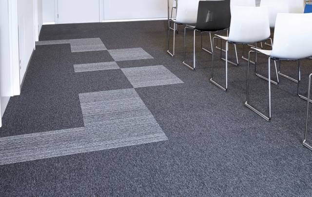 Cobalt Lines Tiles