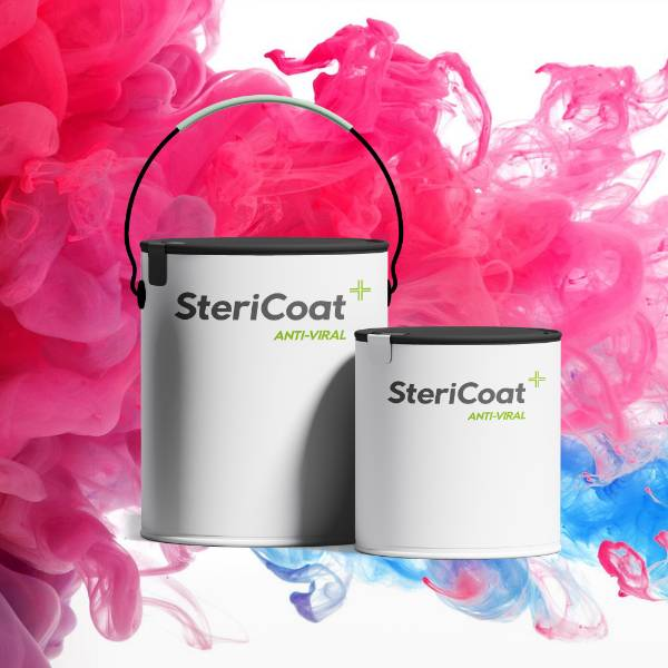 How SteriCoat™ was specified by Metprint in order to reduce cross-contamination of microbes at their global manufacturing site