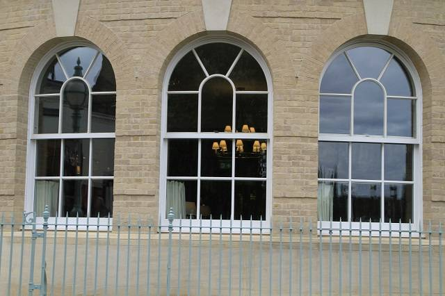 Traditional Box Sash Windows - Double