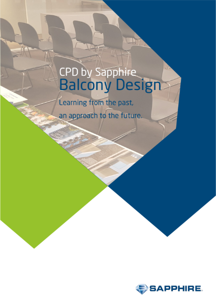 Balcony Design CPD Overview