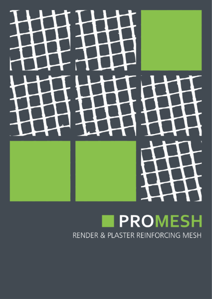 4 Reinforcing render mesh with incredible strength