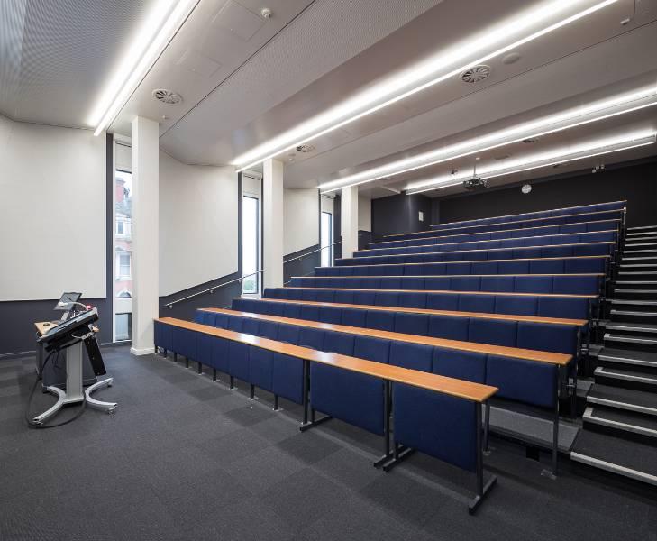 Leeds University (Houldsworth Building)