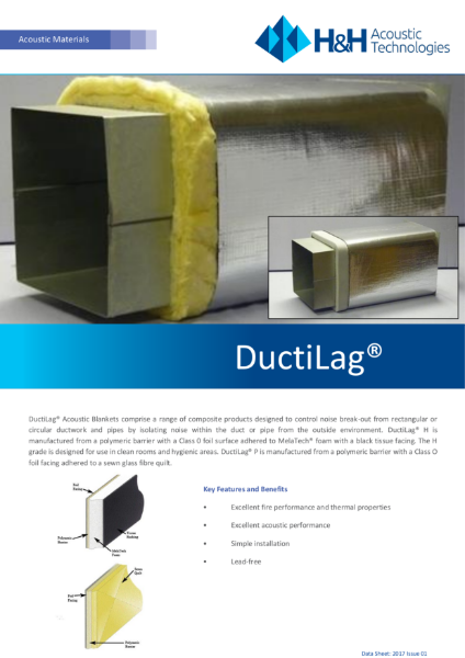Ductilag Damping Compound