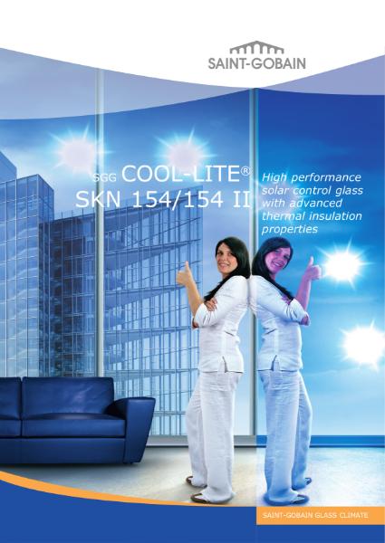 SGG COOL-LITE SKN 154