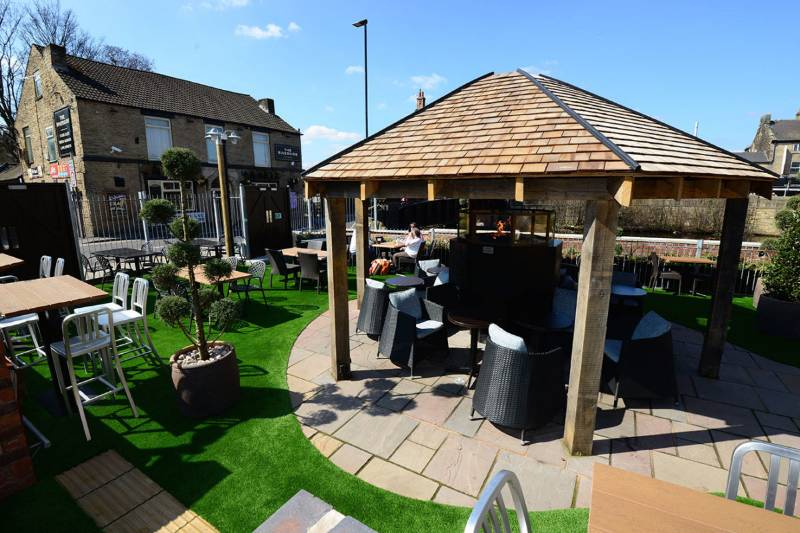 Pubs, Bars and Roof Terraces