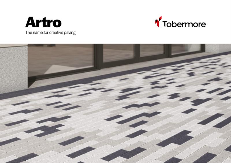 Artro  -  Linear concrete alternative to clay paving