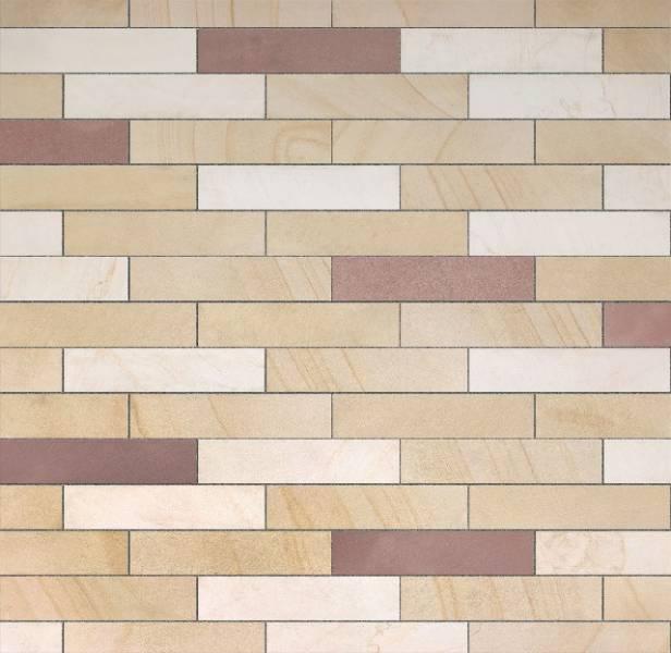 Stonespar Sharad Blend Sandstone Paving