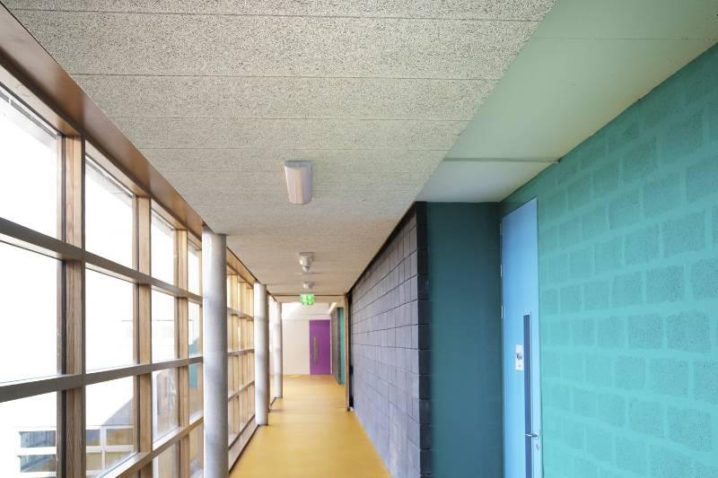 Acoustic Ceilings for St Columba's School in Cork