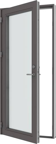 VELFAC Ribo Alu Outward Opening Glazed Door
