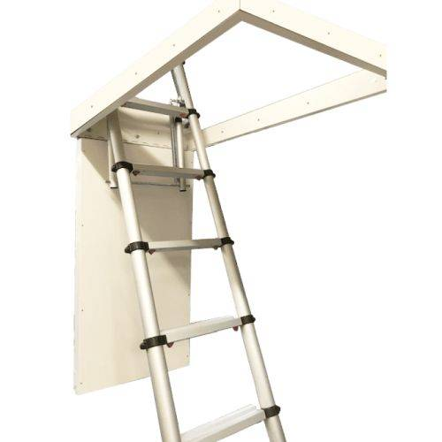 Loft Hatch With Youngman Ladder