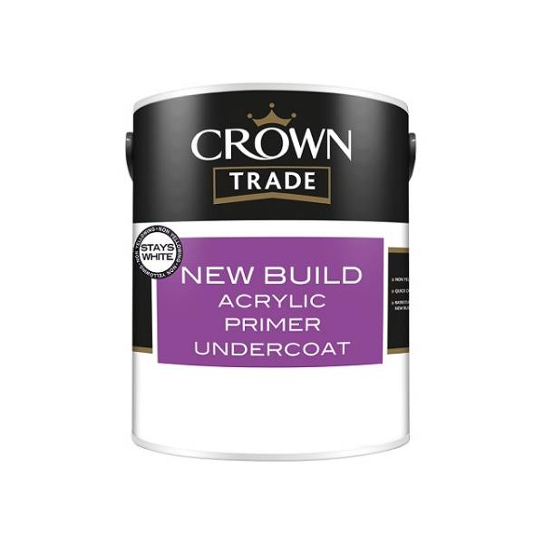New Build Acrylic Primer Undercoat