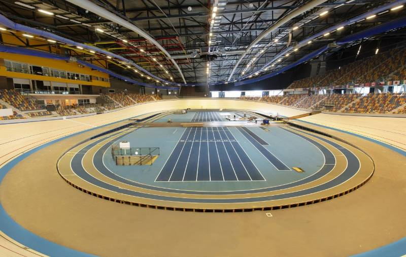 Accoya velodrome in the running for fastest world record