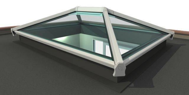 Elevate Lantern Roof