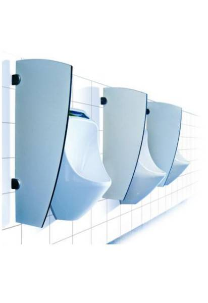 Urimat Glass Urinal Privacy Screen