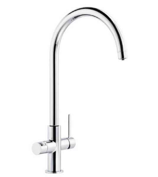 PRONTEAU™ Prothia 3 in 1 Hot Water Tap - Swan Spout